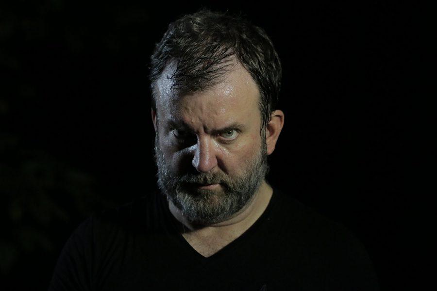 John D. Hickman American Actor