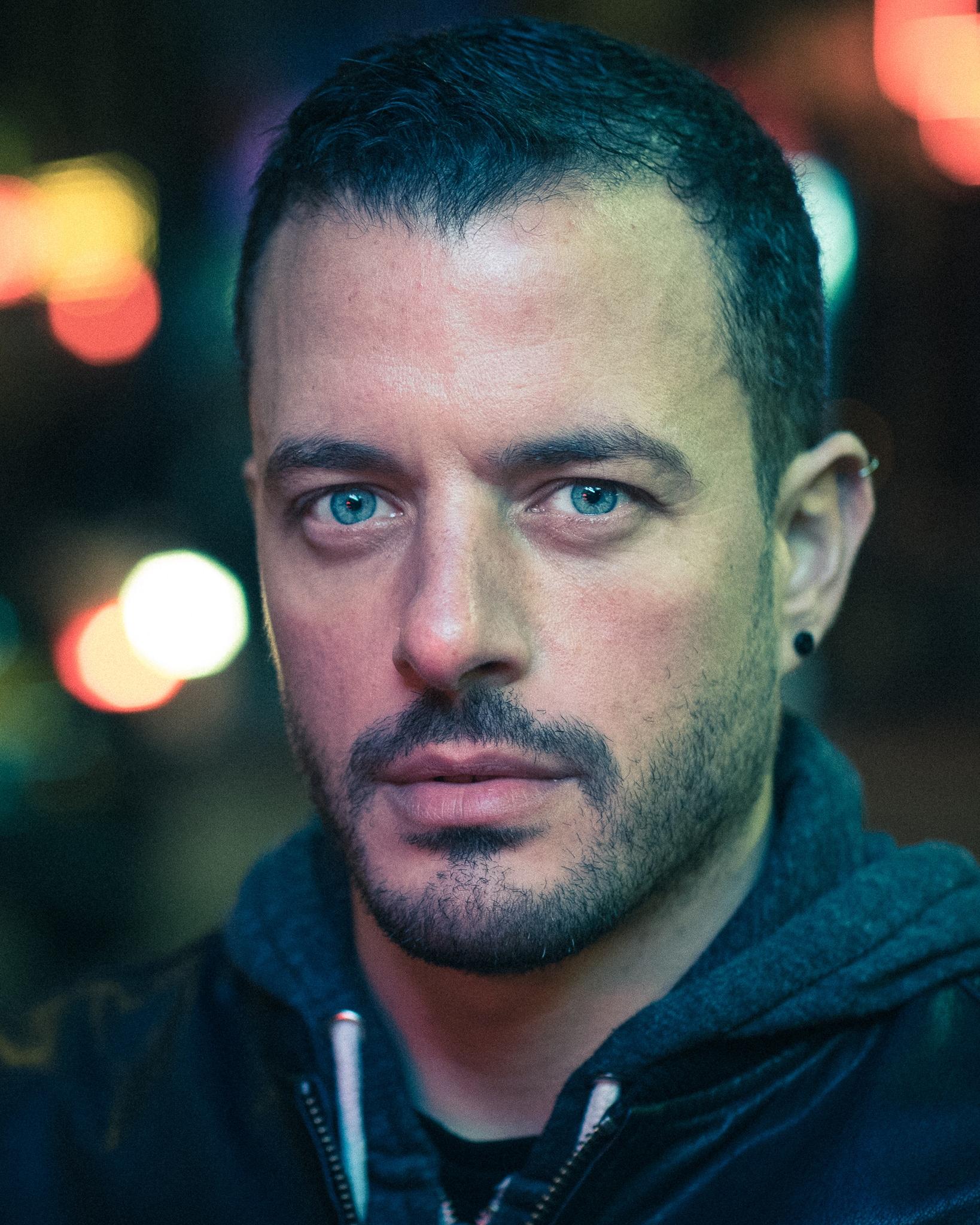 Jorge Leon Martinez Spanish Actor