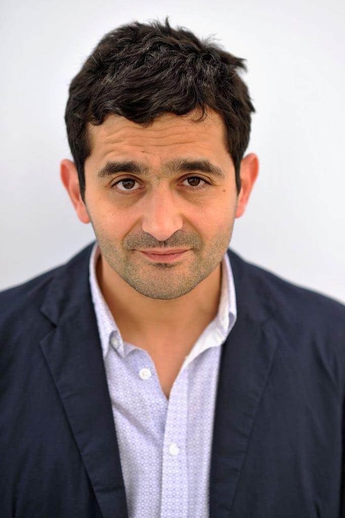 Laurent Capelluto Belgian Actor