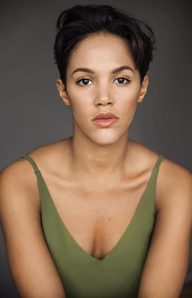 Lily Frazer American Actress