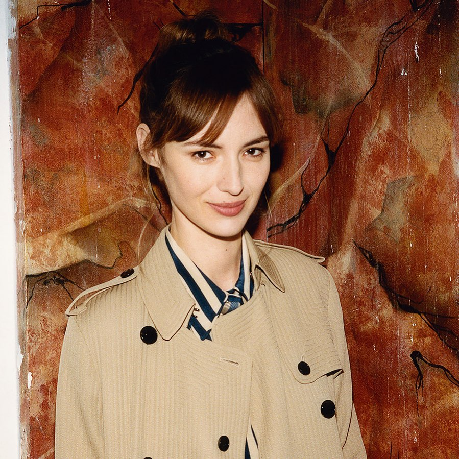 Louise Bourgoin French Actress