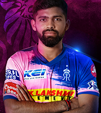 Manan Vohra Cricketer