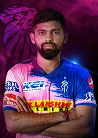 Manan Vohra Indian Cricketer