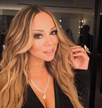 Mariah Carey Actress, Entrepreneur, Philanthropist, Singer, Song Writer, Record Producer