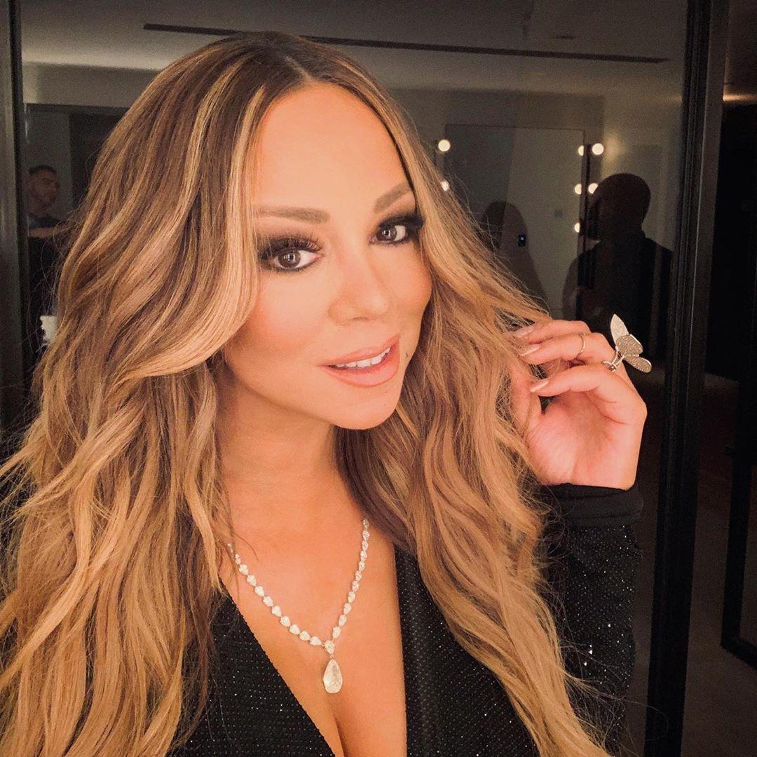 Mariah Carey American Actress, Entrepreneur, Philanthropist, Singer, Song Writer, Record Producer