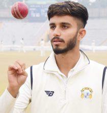 Mayank Markande Cricketer