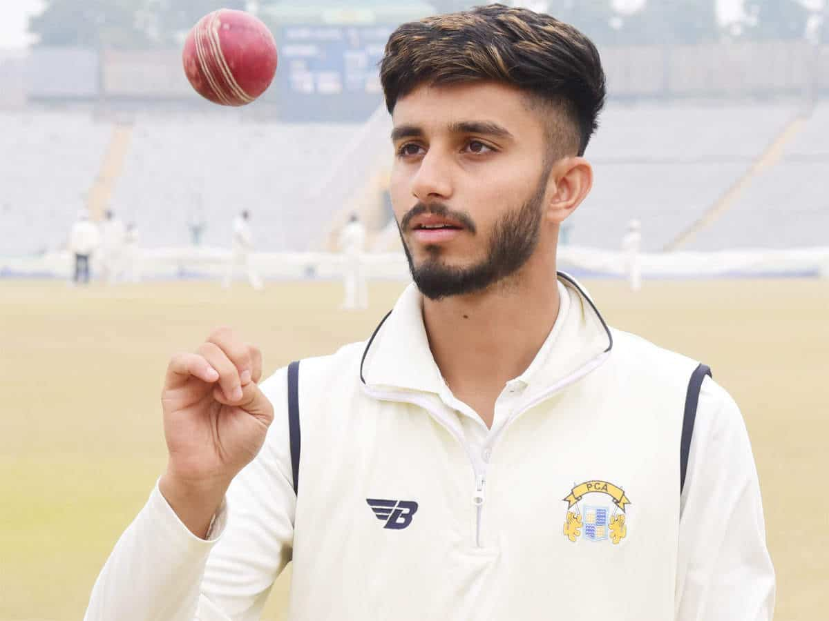 Mayank Markande Indian Cricketer