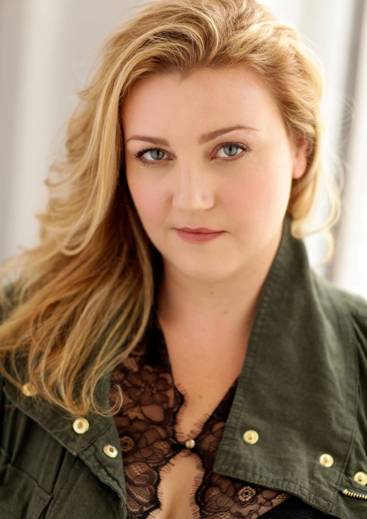 Meredith Holzman American Actress