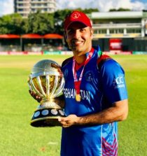 Mohammad Nabi Cricketer