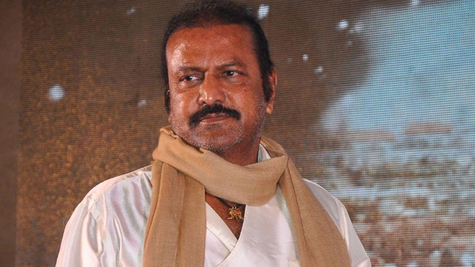 Mohan Babu Indian Actor