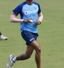 Navdeep Saini Cricketer