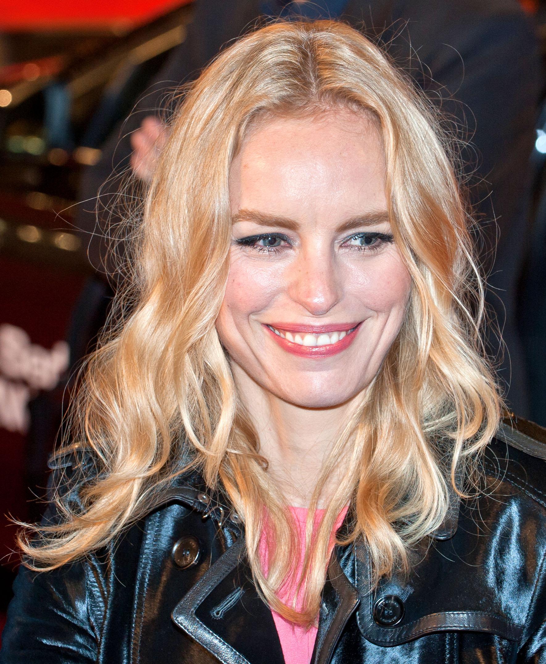 Nina Hoss German Actress