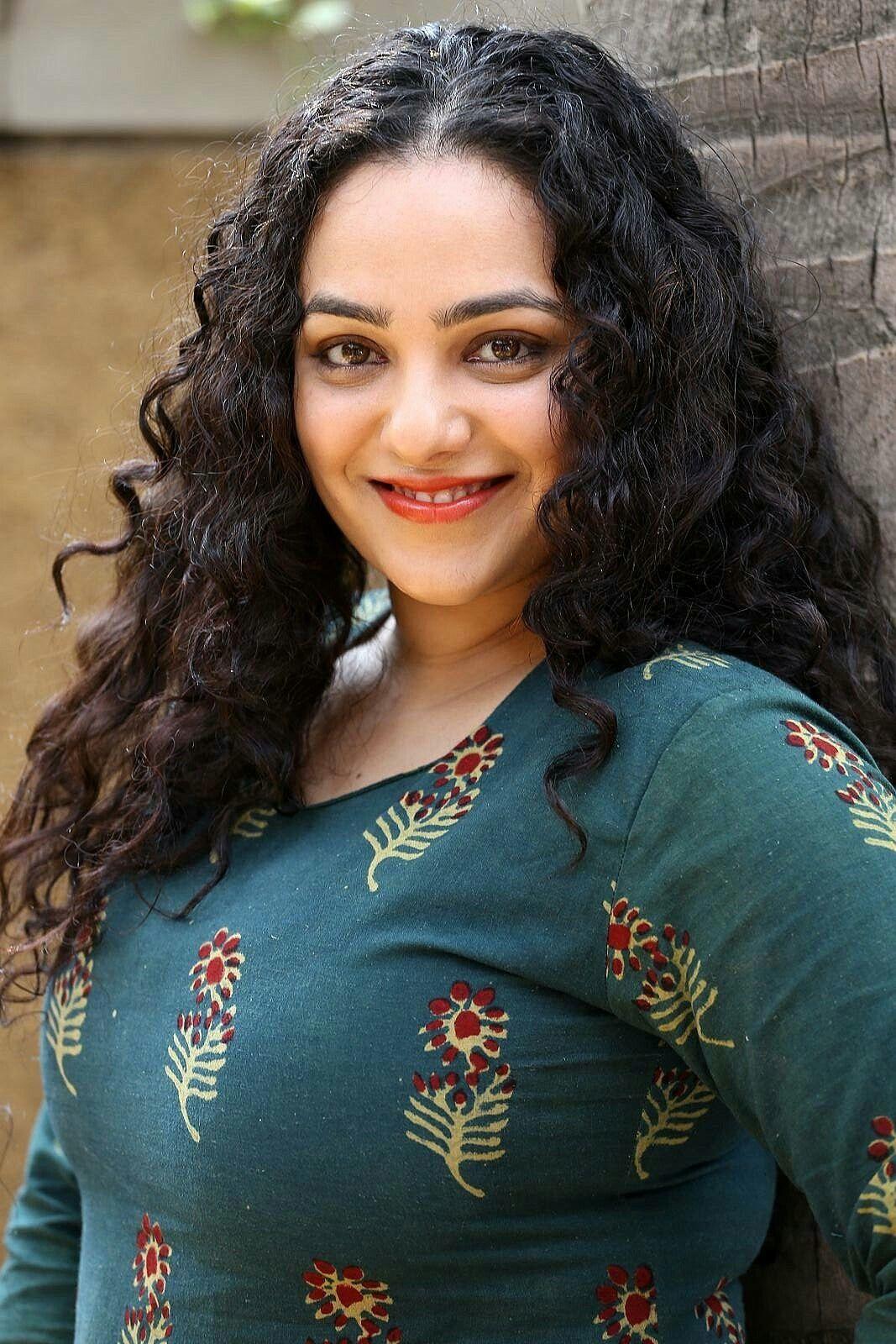 Nithya Menon Indian Actress