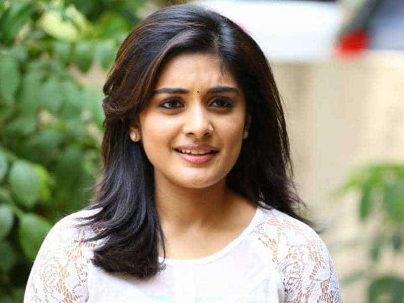 Nivetha Thomas  Indian Actress