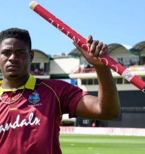 Oshane Thomas Cricketer