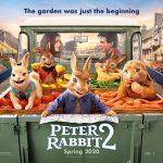 Peter Rabbit 2 poster 150x150