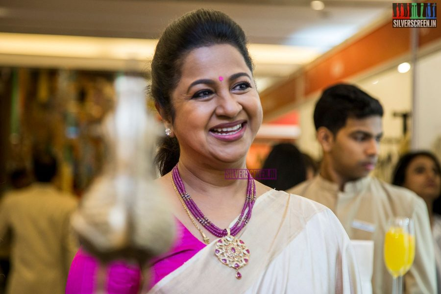 Radhika Sarathkumar Sri lankan Actress
