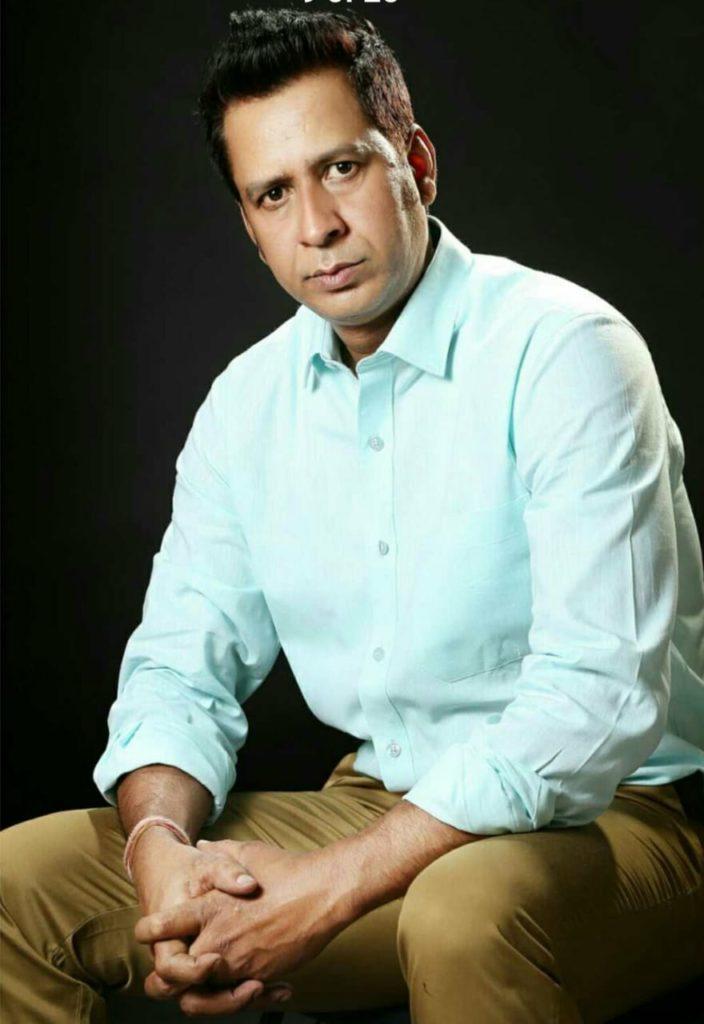 Sanjeev Pandey Indian Actor
