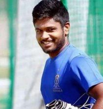 Sanju Samson Cricketer