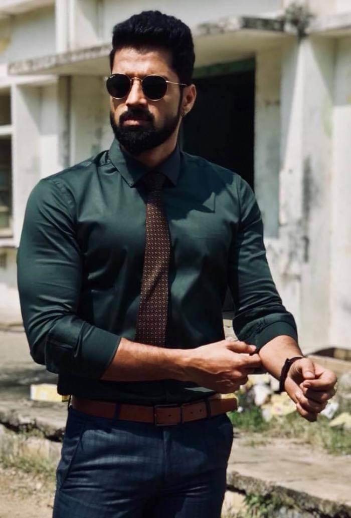 Santhosh Prathap Indian Actor
