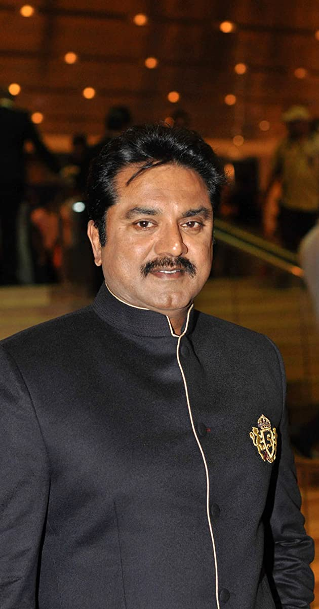 Sarath Kumar Indian Actor