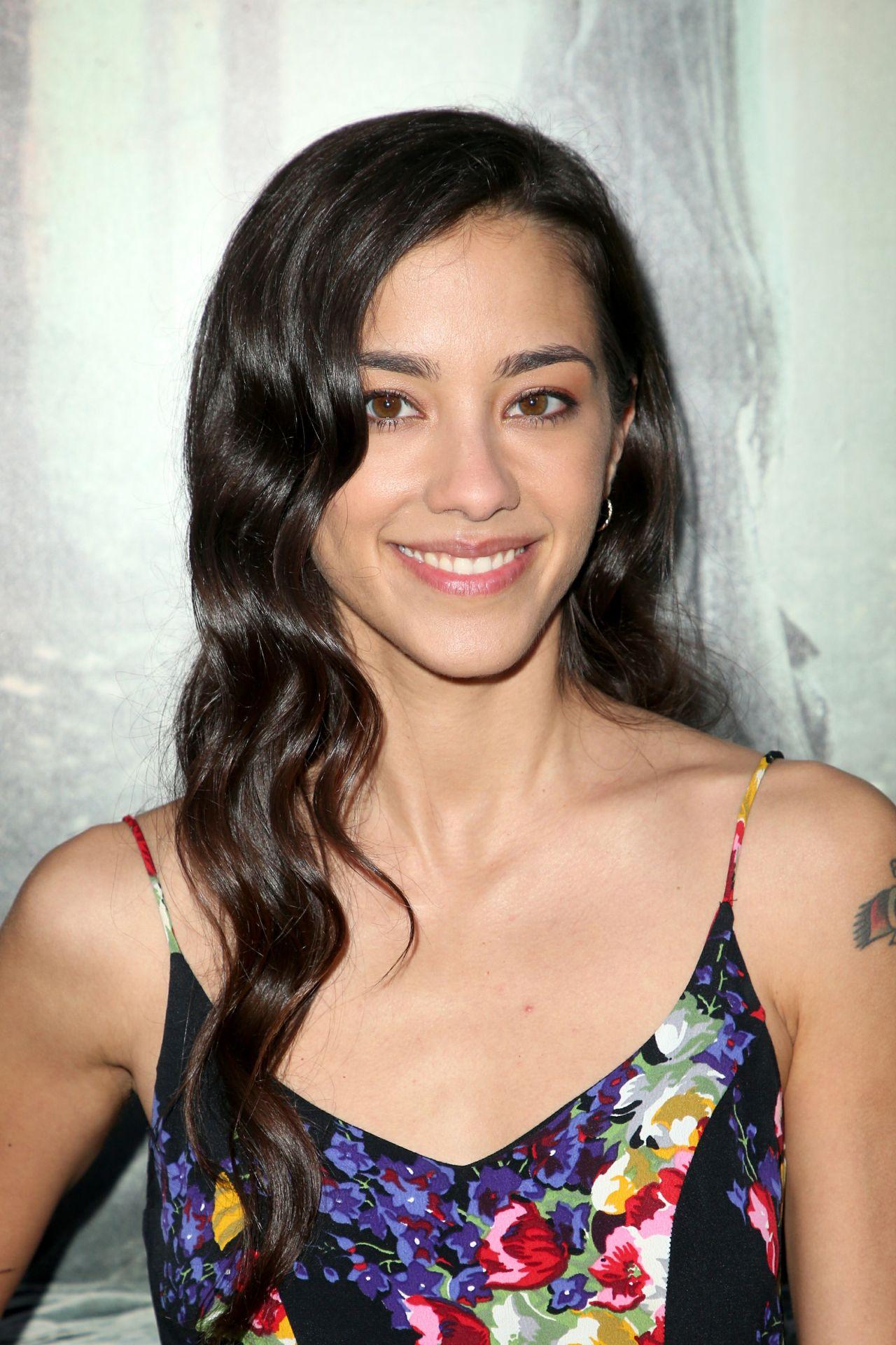 Seychelle Gabriel American Actress
