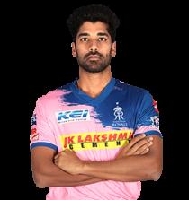 Shashank Singh Cricketer