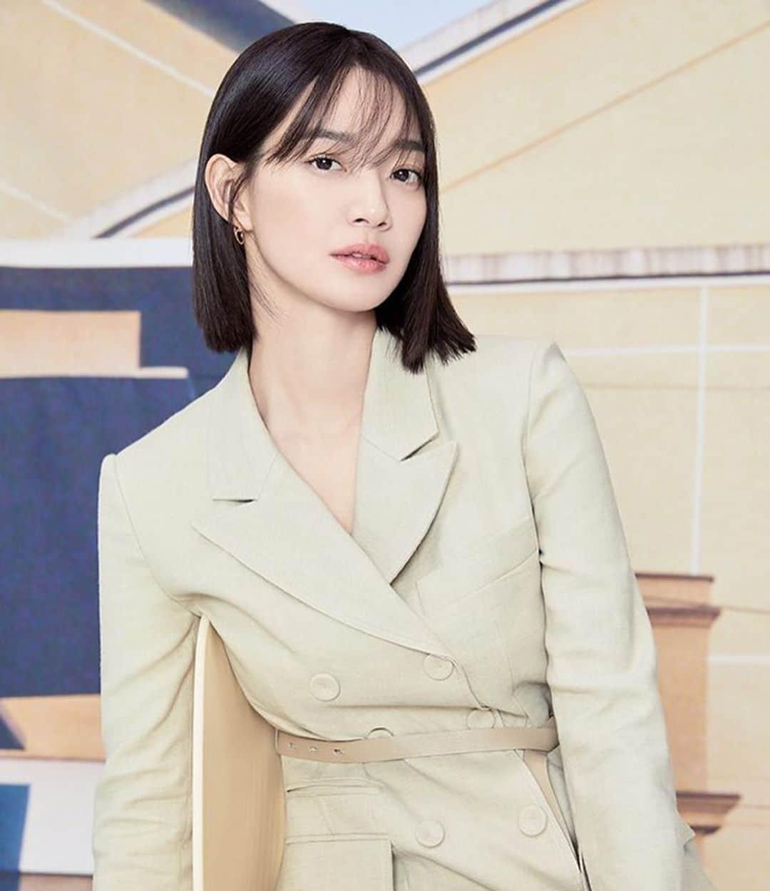 Shin Min-a South Korean Model, Actress