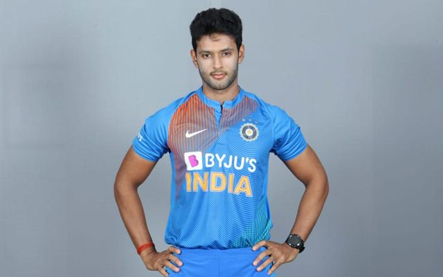 Shivam Dube Indian Cricketer
