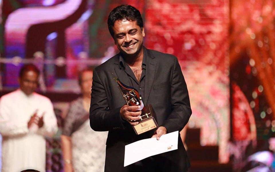 Shyam Fernando Srilankan Actor