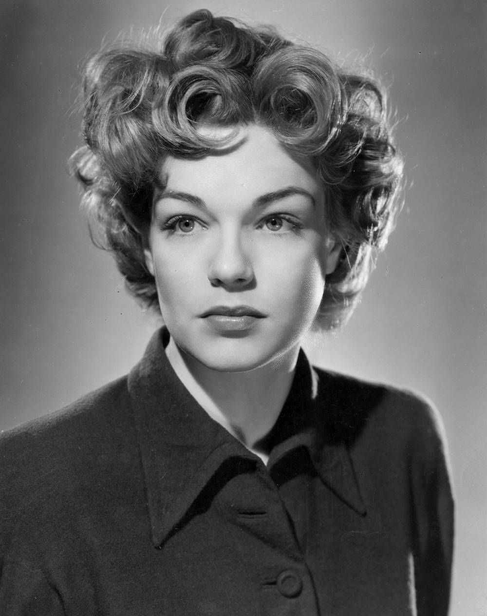 Simone Signoret French Actress