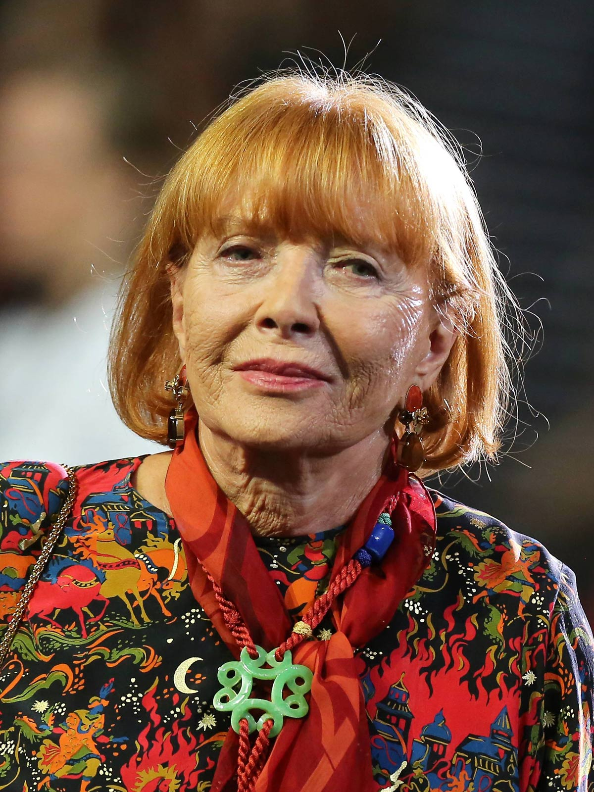 Stéphane Audran French Actress