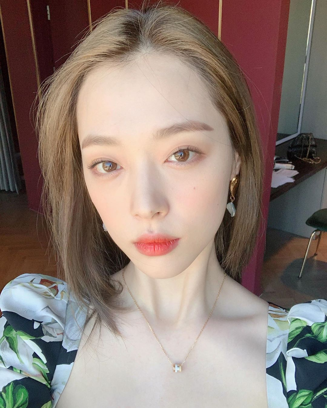Sulli South Korea Actress, Singer, Model