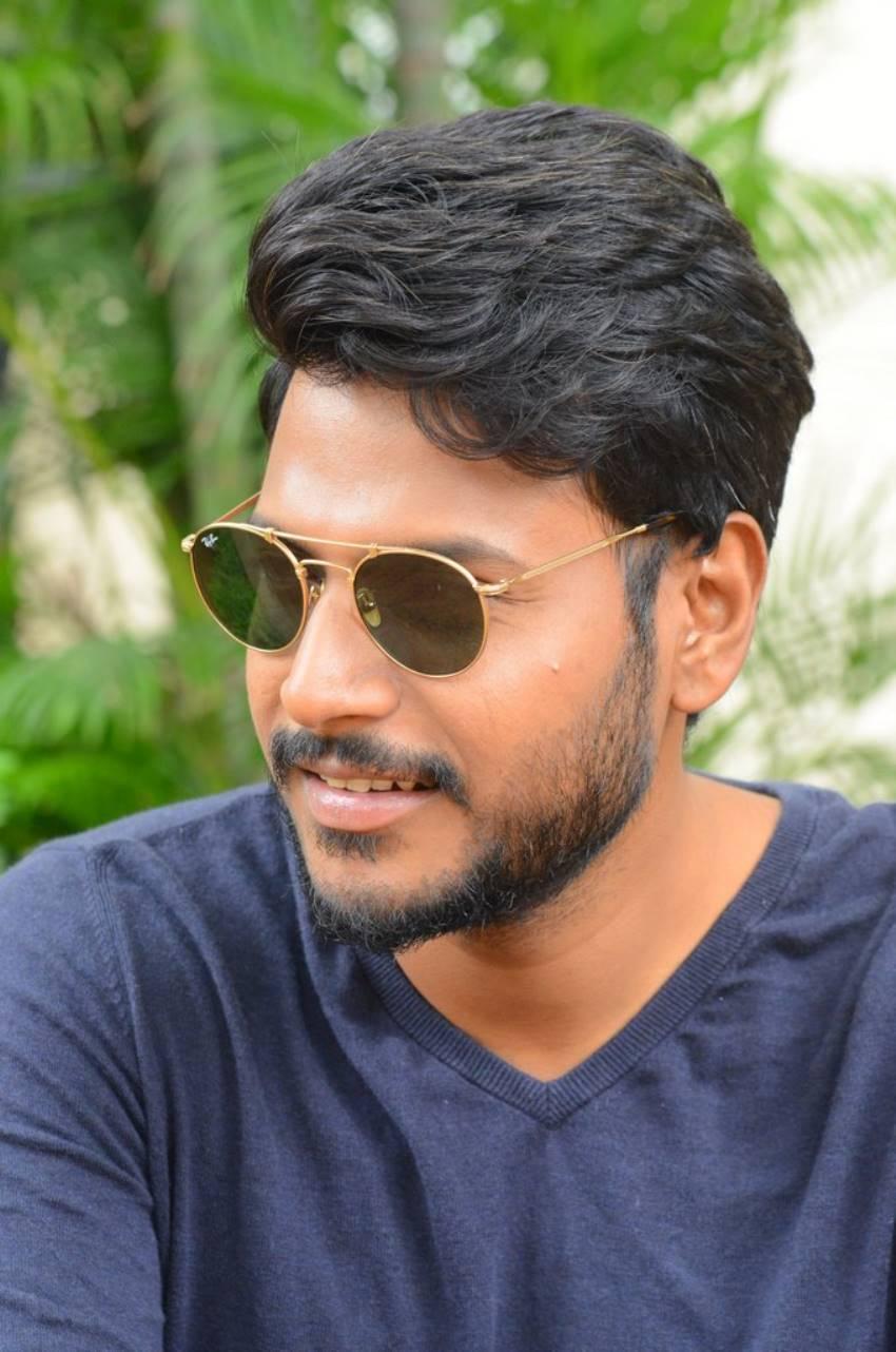 Sundeep Kishan Indian Actor