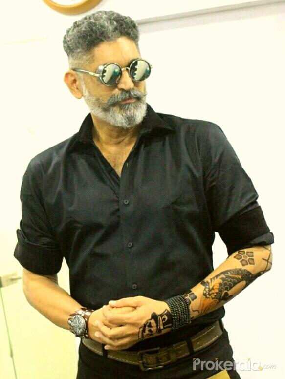 Suresh Chandra Menon Indian Actor
