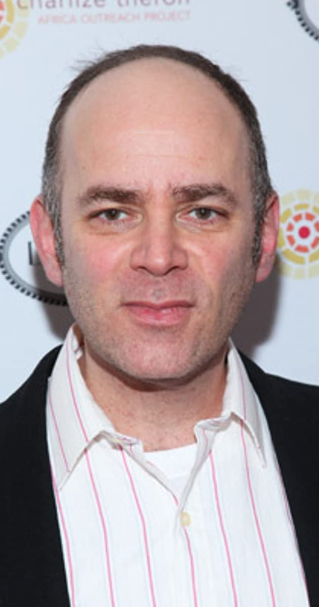 Todd Barry American Actor