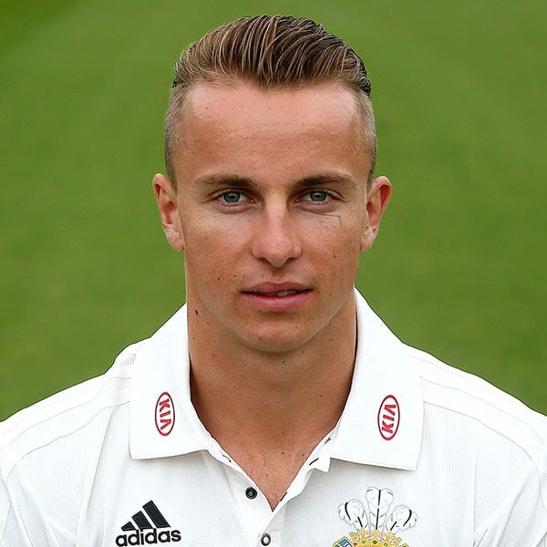Tom Curran South African, English Cricketer