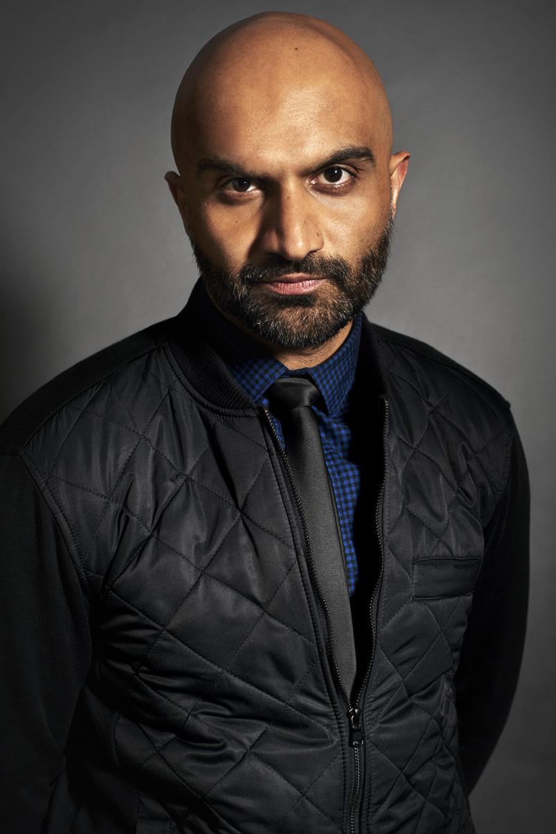 Usman Ally American, Pakistani Actor