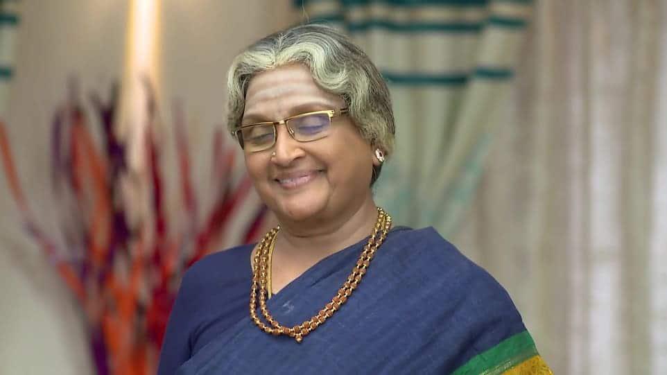 Vadivukkarasi Indian Actress