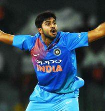 Vijay Shankar Cricketer