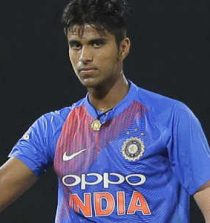 Washington Sundar Cricketer