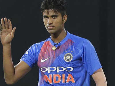 Washington Sundar Indian Cricketer