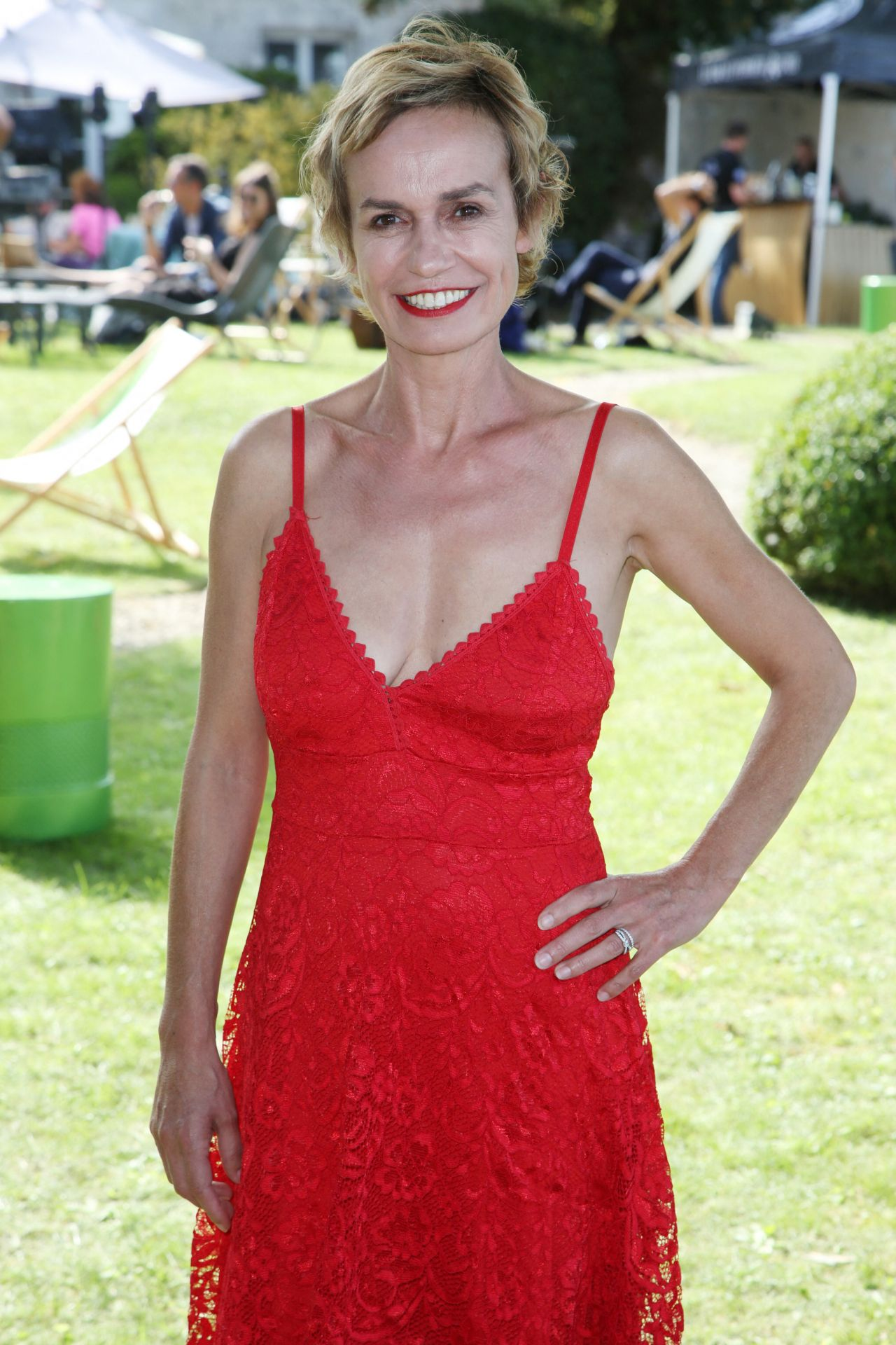 Sandrine Bonnaire French Actress