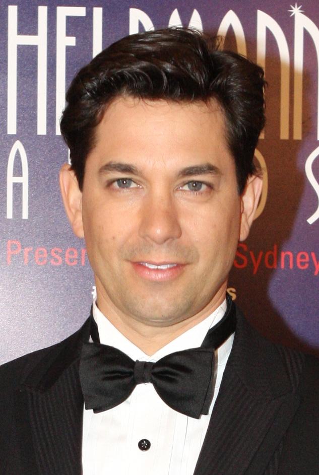 Adam Garcia Australian Actor