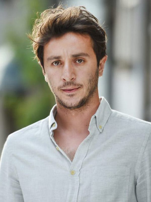 Ahmet Rıfat Şungar Turkish Actor