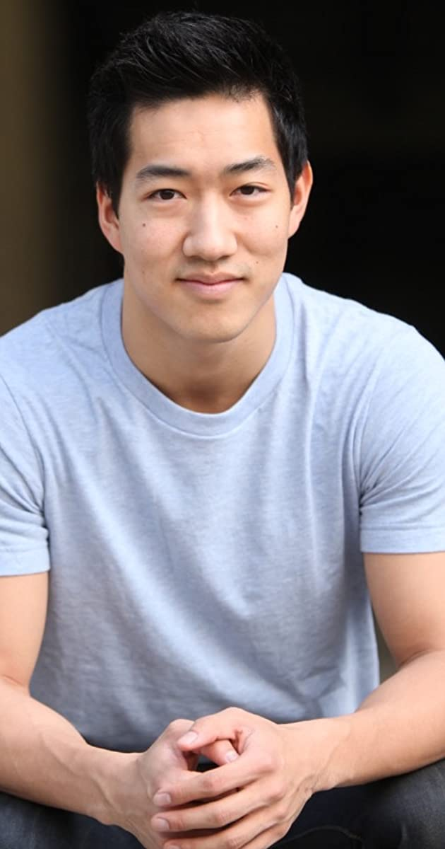 Alex Wong Canadian Actor