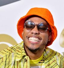 Anderson .Paak Actor, Singer, Songwriter, Producer, Rapper