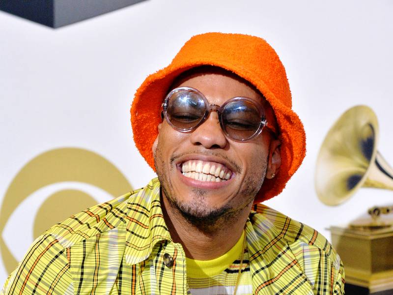 Anderson .Paak American Actor, Singer, Songwriter, Producer, Rapper