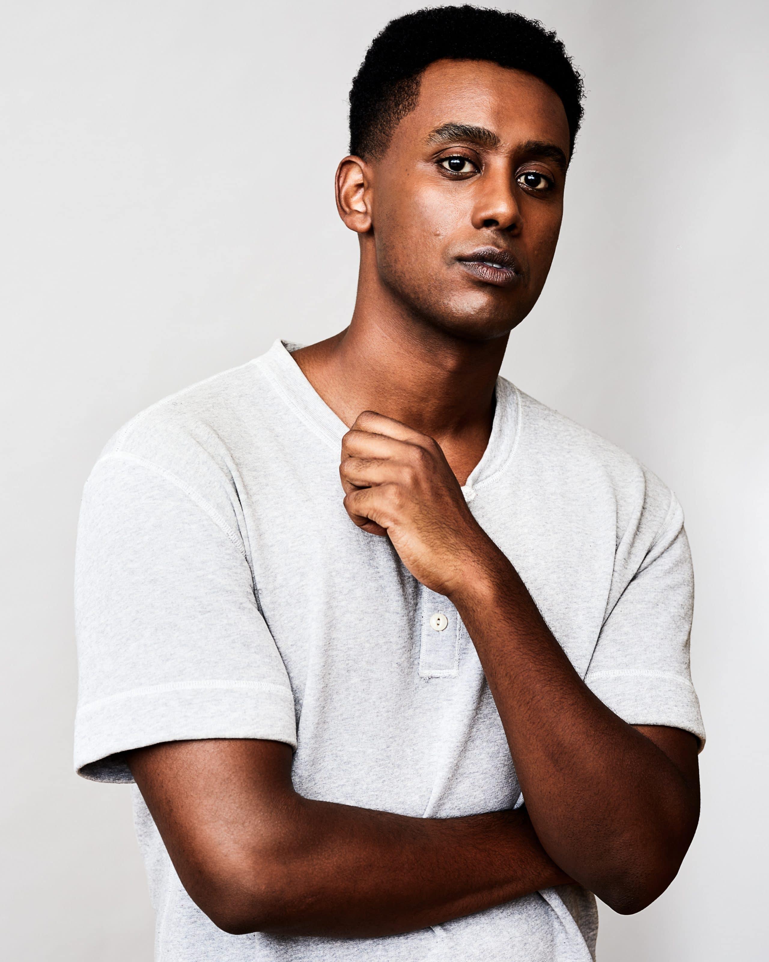 Araya Mengesha Canadian Actor