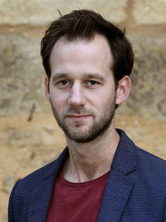 Benjamin Lavernhe French Actor